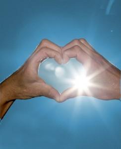 Begegnung im Herzen