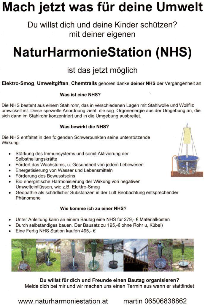 Naturharmonie Station